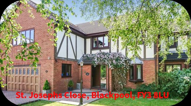 St. Josephs Close, Blackpool, FY3 8LU