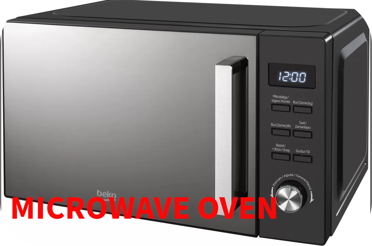 20 L 800W Digital Programmable Microwave by Beko