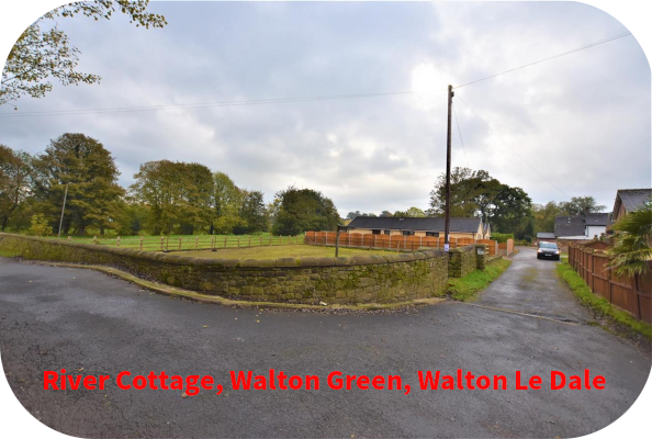 River Cottage, Walton Green, Walton Le Dale